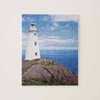 Canada, Newfoundland, Cape Spear National Jigsaw Puzzle