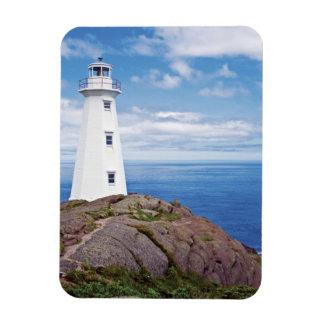 Canada, Newfoundland, Cape Spear National Magnet