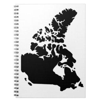 Canada Notebooks