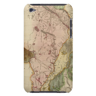 Canada, Nova Scotia Barely There iPod Cases