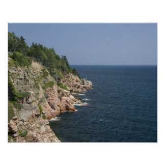 Canada, Nova Scotia, Cape Breton Island, Cabot 2 Poster