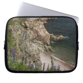 Canada, Nova Scotia, Cape Breton Island, Cabot 3 Laptop Sleeve