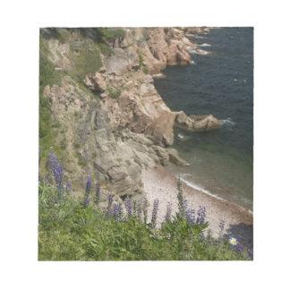 Canada, Nova Scotia, Cape Breton Island, Cabot 3 Notepad