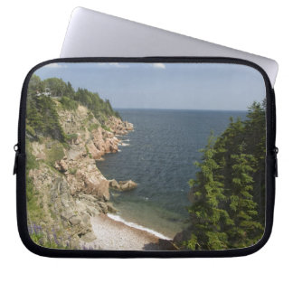 Canada, Nova Scotia, Cape Breton Island, Cabot Laptop Sleeve