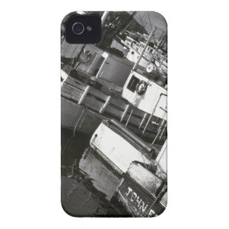Canada, Nova Scotia, Digby. Fishing boats Case-Mate iPhone 4 Cases