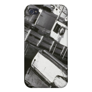 Canada, Nova Scotia, Digby. Fishing boats Cases For iPhone 4