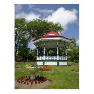 Canada, Nova Scotia, Halifax, Public Gardens. 2 Postcard