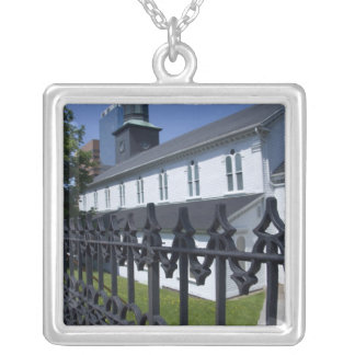 Canada, Nova Scotia, Halifax. Saint Paul's Silver Plated Necklace