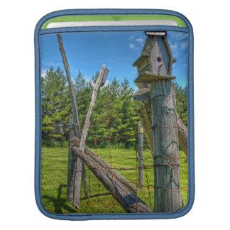 Canada, Ontario, Erin, bird house Sleeves For iPads