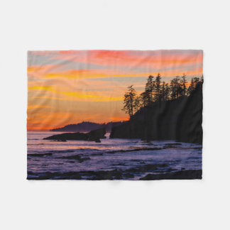 Canada, Pacific Rim National Park Reserve, West Fleece Blanket