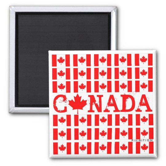 Canada Patriotic Magnet