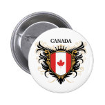 Canada [personalise] pin