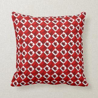 Canada Pillow Canadian Flag Souvenir Pillow