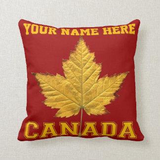 Canada Pillow Gold Canada Team Souvenir Pillow