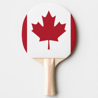 CANADA PING PONG PADDLE