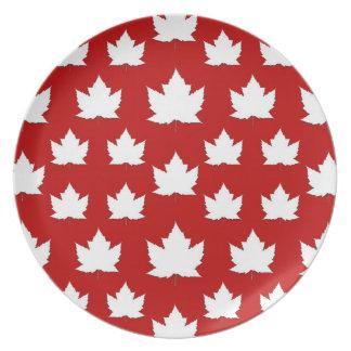 Canada Plates Canada Souvenir Plates - Customize