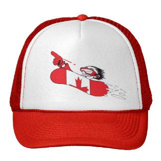 Canada Proud Snow Boarder 2 Cap