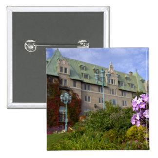 Canada,  Quebec. Charlevoix region, 2 Button