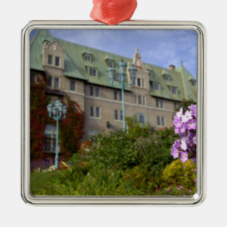 Canada,  Quebec. Charlevoix region, 2 Christmas Ornament