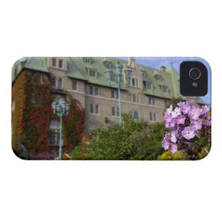Canada,  Quebec. Charlevoix region, 2 iPhone 4 Case-Mate Case