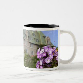 Canada,  Quebec. Charlevoix region, 2 Two-Tone Coffee Mug
