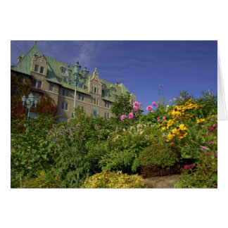 Canada,  Quebec. Charlevoix region, Card