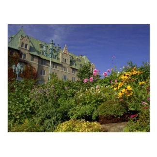 Canada,  Quebec. Charlevoix region, Postcard