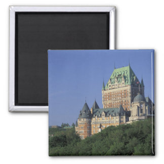 Canada, Quebec City.  Chateau Frontenac. Magnet