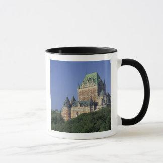 Canada, Quebec City.  Chateau Frontenac. Mug