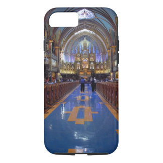 Canada,  Quebec,  Montreal. Interior of Notre 3 iPhone 8/7 Case