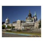 Canada,  Quebec,  Montreal. Old Montreal