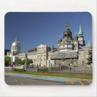 Canada,  Quebec,  Montreal. Old Montreal Mouse Pad
