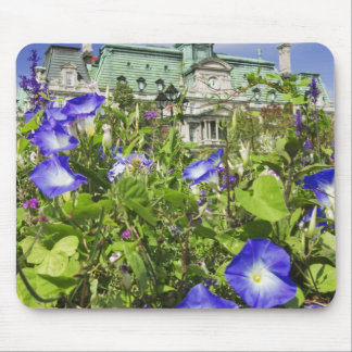 Canada, Quebec, Montreal. View of City Hall Mouse Mat
