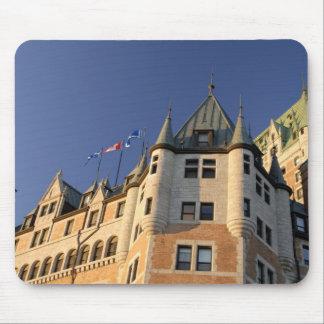 Canada,  Quebec,  Quebec City. Fairmont Chateau Mouse Mat