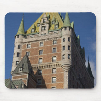 Canada, Quebec, Quebec City. Fairmont Chateau Mouse Mat