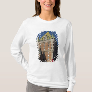 Canada, Quebec, Quebec City. Fairmont Chateau T-Shirt