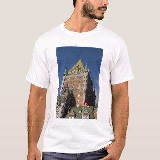 Canada, Quebec, Quebec City. Fairmont Chateau T-Shirt