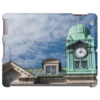 Canada, Quebec, Quebec City. Port Authority iPad Case