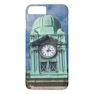 Canada, Quebec, Quebec City. Port Authority iPhone 8 Plus/7 Plus Case