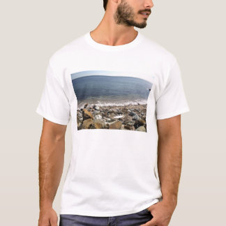 Canada, Quebec. VIA Rail Canada train The T-Shirt