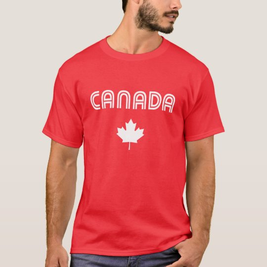 Canada Retro T-Shirt