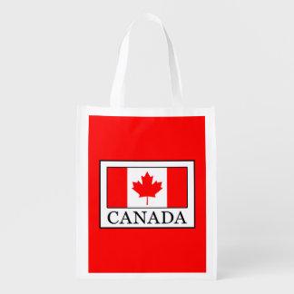 Canada Reusable Grocery Bag