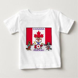 CANADA ROCKS!! BABY T-Shirt