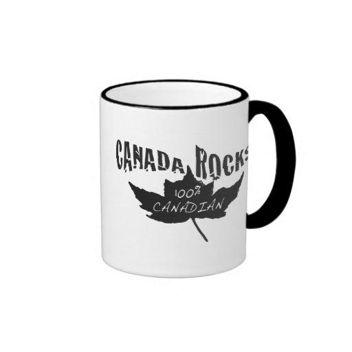 Canada Rocks Mugs