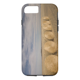 Canada, Saskatchewan, Craik: Hayrolls / Autumn iPhone 8/7 Case