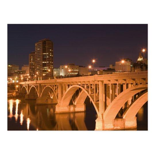 Canada, Saskatchewan, Saskatoon: Broadway Postcard