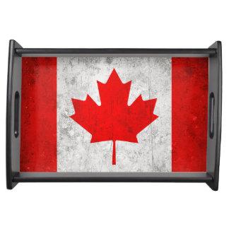Canada Serving Tray