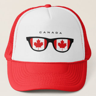 Canada Shades custom hat