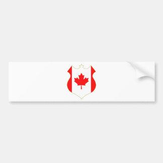 Canada-shield.png Bumper Sticker