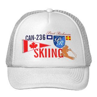 Canada Ski CAN-236 Winter Sports Trucker Hat